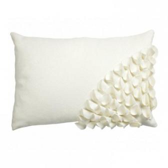 Подушка с объемным узором Alicia White DG Home Pillows DG-D-PL403
