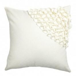 Подушка с объемным узором Alicia White 2 DG Home Pillows DG-D-PL406
