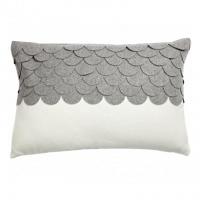 Подушка c узором Marbella Gray DG Home Pillows