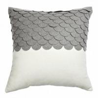 Подушка c узором Marbella Gray 2 DG Home Pillows