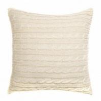 Подушка вязаная Kelly Milk 2 DG Home Pillows