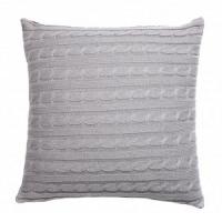 Подушка вязаная Kelly Gray 2 DG Home Pillows