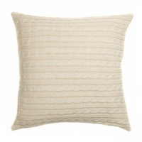 Подушка вязаная Kelly Milk 3 DG Home Pillows