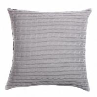 Подушка вязаная Kelly Gray 3 DG Home Pillows