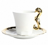 Чайная пара Marine Hoss Gold DG Home Tableware