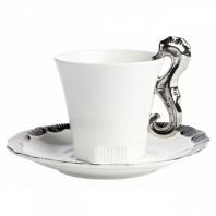 Чайная пара Marine Hoss Silver DG Home Tableware