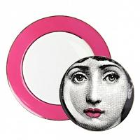 Комплект тарелок Pink Faces DG Home Tableware
