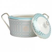Супница Turquoise Veil DG Home Tableware
