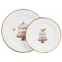 Комплект тарелок Encanto DG Home Tableware
