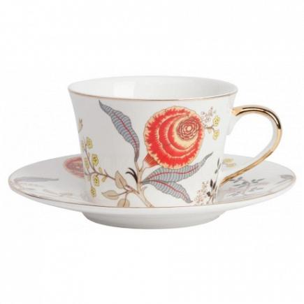Чайная пара Jardin DG Home Tableware DG-DW-389