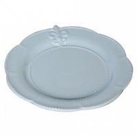 Большая тарелка Tess Blue DG Home Tableware Evergreen