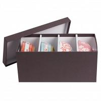 Набор из 4 пиал в подарочной упаковке Porzellan DG Home Tableware