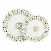 Комплект тарелок Flober DG Home Tableware