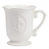 Кружка Tess Cream DG Home Tableware Evergreen