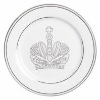 Тарелка Queen DG Home Tableware