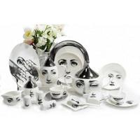 Столовый сервиз Silver Faces на 6 персон DG Home Tableware (61 предмет)
