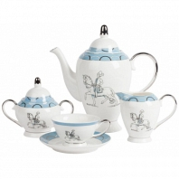Чайный сервиз Cavalier DG Home Tableware