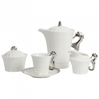 Чайный сервиз Marine Hoss Silver DG Home Tableware