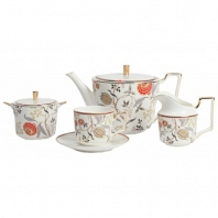 Чайный сервиз Jardin DG Home Tableware