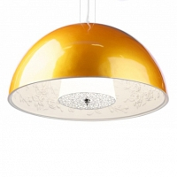 Подвесная лампа SkyGarden D42 gold DG Home Lighting