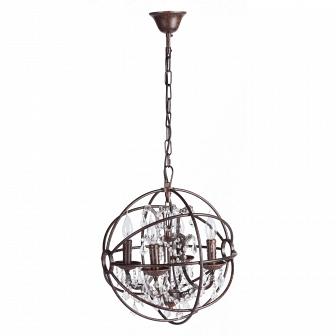 Люстра Foucault's Orb Crystal Vol.I DG Home Lighting DG-LL127