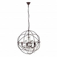 Люстра Foucault's Orb Crystal Vol.III DG Home Lighting Zhongshan Rongde Lighting