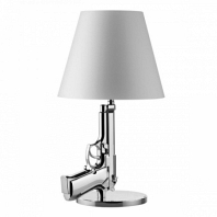 Настольная лампа Flos - Bedside Gun Silver DG Home Lighting