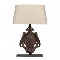 Настольная лампа Bruges Iron Shield Artifact DG Home Lighting Zhongshan Rongde Lighting
