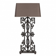 Настольная лампа Greek Key Baluster Table DG Home Lighting Zhongshan Rongde Lighting