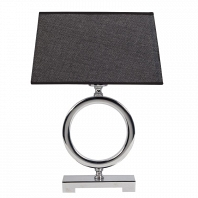 Настольная лампа Nicole Noir DG Home Lighting Kenier
