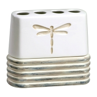 Стакан для зубных щеток Creative Bath Dragonfly