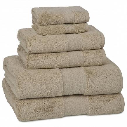 Полотенце банное Kassatex Elegance Towels Desert Sand ELG-109-DS