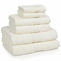 Полотенце банное Kassatex Elegance Towels Ivory