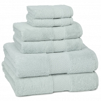 Полотенце банное Kassatex Elegance Towels Seafoam