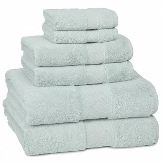 Полотенце банное Kassatex Elegance Towels Seafoam ELG-109-SF