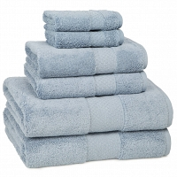 Полотенце банное Kassatex Elegance Towels Moonstone