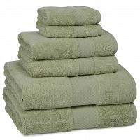 Полотенце банное Kassatex Elegance Towels Thyme