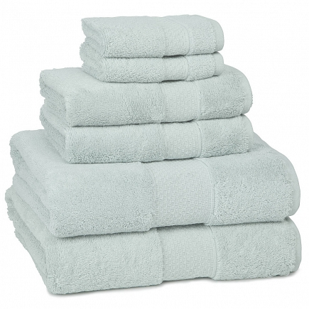 Банный коврик Kassatex Elegance Towels Seafoam ELG-175-SF