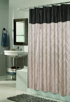 Шторка Carnation Home Fashions Balmoral Taupe