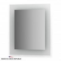 Зеркало со встроенными светильниками Ellux Glow Led 60х70см