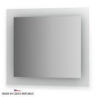 Зеркало со встроенными светильниками Ellux Glow Led 80х70см