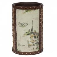 Стакан для зубной пасты Creative Bath I Love Paris