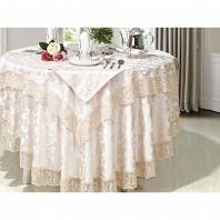 Скатерть круглая Asabella Tablecloths D-235 см