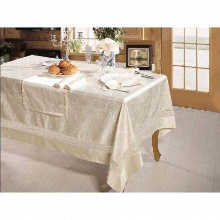 Скатерть Asabella Tablecloths 160x350 см K4-11