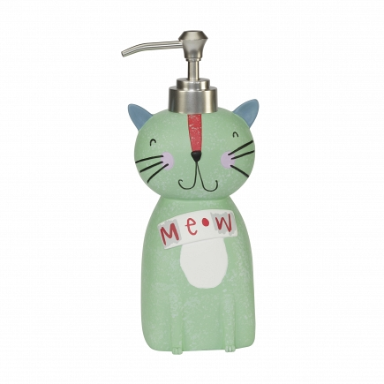 Дозатор для жидкого мыла Creative Bath Kitty KTY59MULT