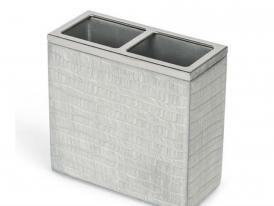 Kassatex Delano Silver