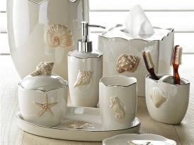 Kassatex Mare Shells Pearl