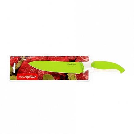 Нож поварской 15см Atlantis Colors 15см L-6C-G