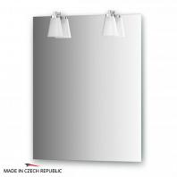 Зеркало со светильниками Ellux Laguna 60х75см