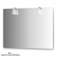 Зеркало со светильниками Ellux Laguna 100х75см